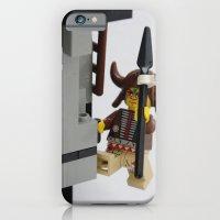 Lego Indian Climbing iPhone 6 Slim Case
