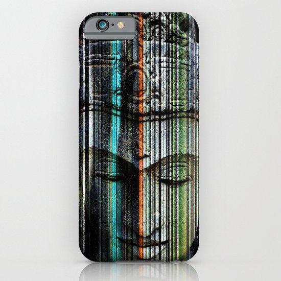 NEUROMANTICBOUDHA iPhone & iPod Case