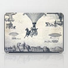 Carrilloons Over The Cit… iPad Case