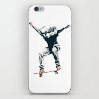 Skater 2 iPhone & iPod Skin