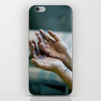 Alive. iPhone & iPod Skin