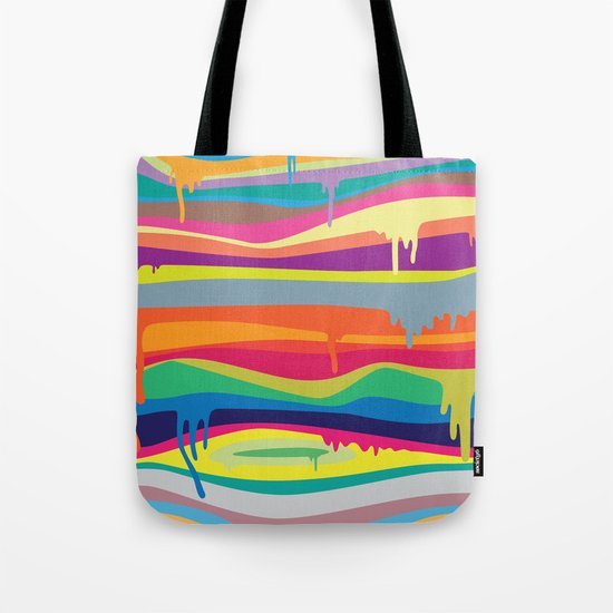 The Melting Tote Bag