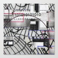 PD3: GCSD56 Canvas Print