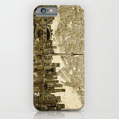 toronto city skyline iPhone 6 Slim Case