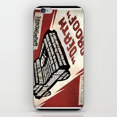 Deathproof redux iPhone & iPod Skin