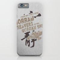 Firefly and Serenity: Gorram It! iPhone 6 Slim Case