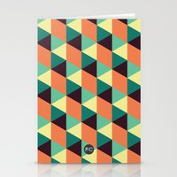 Fall Illusions Stationery Cards