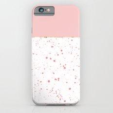 XVI - Rose 2 Slim Case iPhone 6s