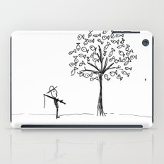 more fish in the tree iPad Case
