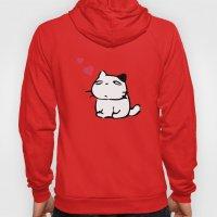 Cute Cat Hoody