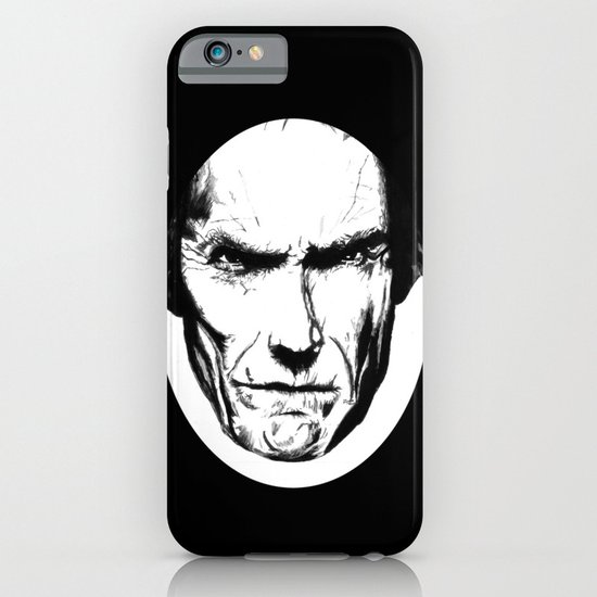 Clint Eastwood iPhone & iPod Case