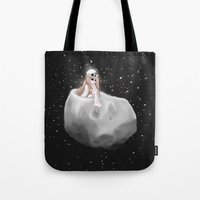 Lost In A Space / Phobos… Tote Bag