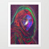 Afegani Art Print