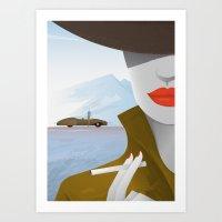 WMC Art Print
