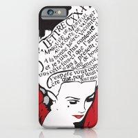La Marquise de Merteuil - Dangerous Liaisons iPhone 6 Slim Case