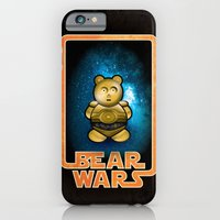 Bear Wars - G3PU iPhone 6 Slim Case