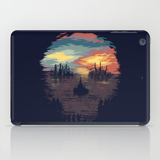 Ready for Battle iPad Case