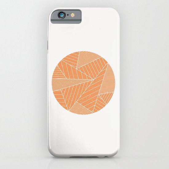 The Minimalist Calendar iPhone & iPod Case