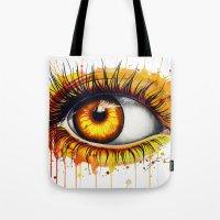 -Soul fire- Tote Bag