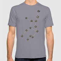 Virgo X Astrology X Zodi… Mens Fitted Tee Slate SMALL