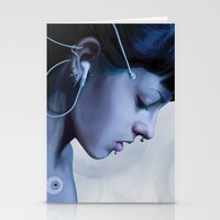 Listen Yourself Stationery Cards