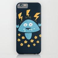 Heavy Metal Mushroom iPhone 6 Slim Case