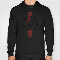 Monarch (Black & Red) Hoody