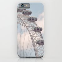 iPhone & iPod Case featuring wheely small plane... by Chernobylbob