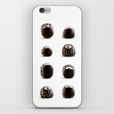 stoneheads 003 iPhone & iPod Skin