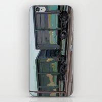 on rails iPhone & iPod Skin