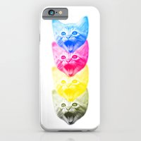 CMYKat iPhone 6 Slim Case