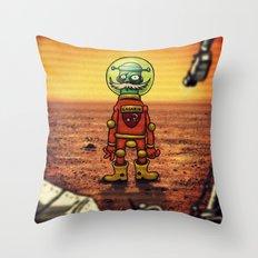 Gagarin Throw Pillow