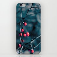 Chilled Berries iPhone & iPod Skin