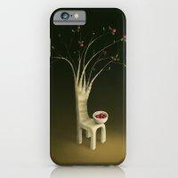 Strawberry Guava Tree iPhone 6 Slim Case