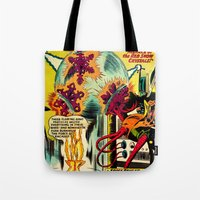 Unexpected - Part II Tote Bag