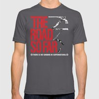 The Road So Far Mens Fitted Tee Asphalt SMALL