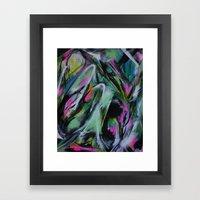 Velvet Slip Framed Art Print