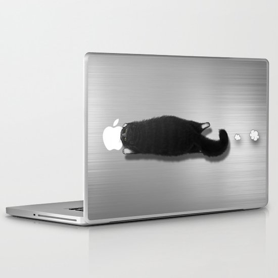 Steal Laptop & iPad Skin