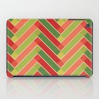 Holly Go Chevron iPad Case