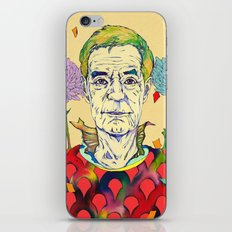 Timothy Leary iPhone & iPod Skin