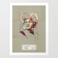 Etta James - Soul Sister… Art Print