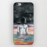 Verso l'infinito iPhone & iPod Skin