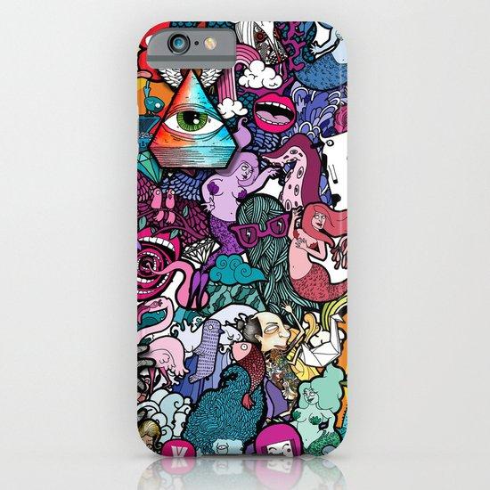 Freaky Friday iPhone & iPod Case