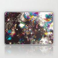 Rainbow Nebula Laptop & iPad Skin