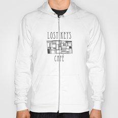 Lost Keys Cafe Hoody