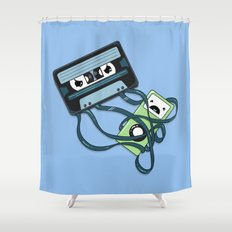 The Comeback Shower Curtain