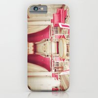 iPhone & iPod Case featuring Princess Pink Chambers by happeemonkee