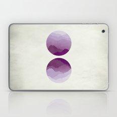 Purple Mountains Laptop & iPad Skin