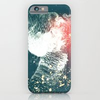 iPhone & iPod Case featuring Abstract Composition No. 1 by Maribellum