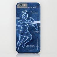 Full Armor of God - Warrior 3 iPhone 6 Slim Case
